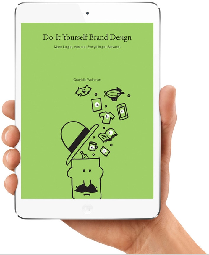 DIY Brand Design Book